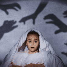 Resolving Nighttime Bedtime Scares